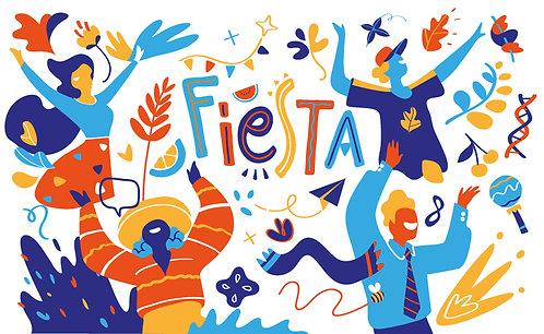 Fiesta Forever Poster