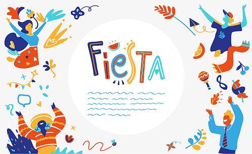 Fiesta Forever Depliant