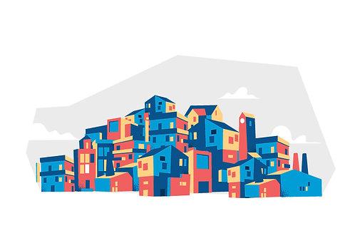 Urban Scenario 01