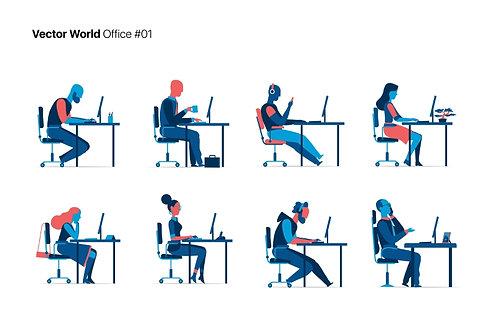 Vector World Office 01