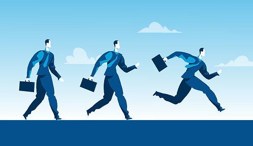 Salesmen Toward Business