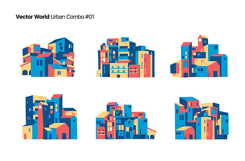 Vector World Urban Combo 01