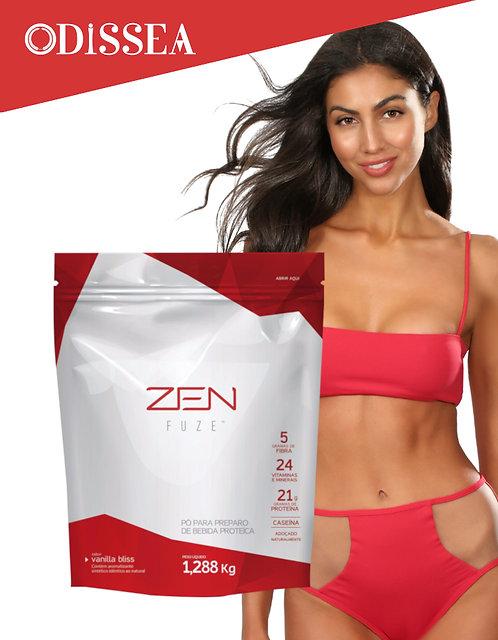 Batido de proteínas Zen fuse de vainilla