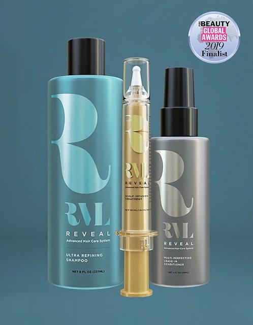 Cuidado avanzado del cabello RVL