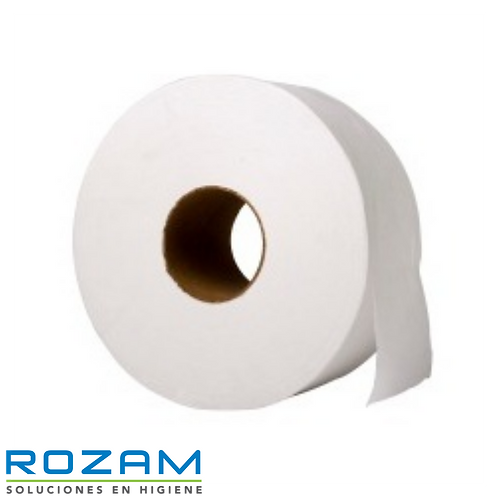 Higiénico Kleenex Experience Coreless 260 mts x 12cms. Blanco