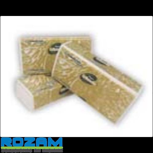 Higiénico Interdoblado Kleenex Cottonelle 100 hjs x 20 Paq., Blanco