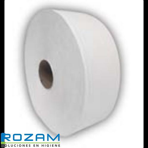Higiénico Kleenex Sr. 600 mts x 10 cm x6, Blanco