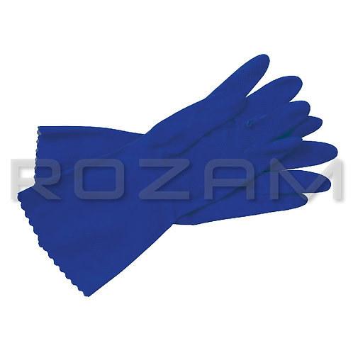Guante Latex Multiusos Scotch Brite Azul Grande