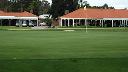 Maylands golf course