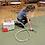 Wolf 130, extractor portátil para alfombras o vestiduras