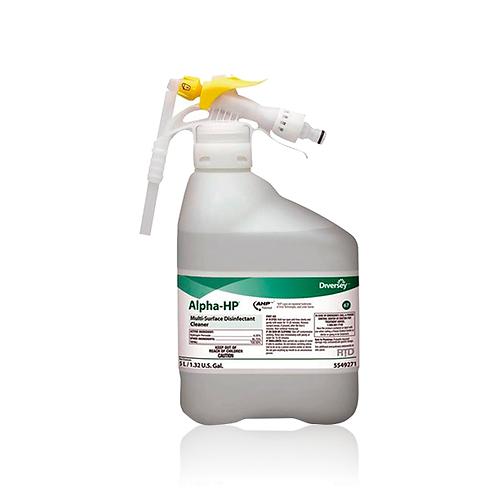 Limpiador Desinfecte Alpha HP® -Peróxido Hidrogenado Acelerado
