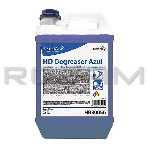 Limpiador, removedor y desengrasante HD Degreaser Azul