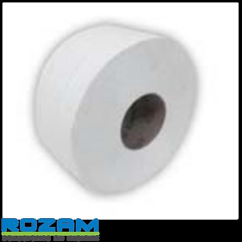 Higiénico Marli Jr 200 mts x 9.00 cms x 12, Blanco