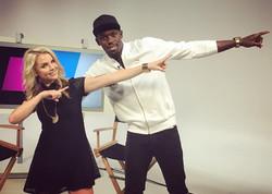 Usain Bolt, fastest man alive