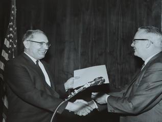 MARCH 1969 AMERICAN WELDING SOCIETY AWARD
