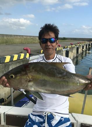 先日の釣り釣果‼