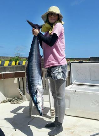 今週の釣り成果!