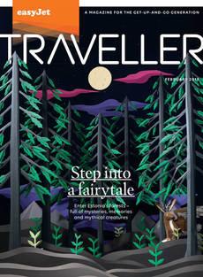 EasyJet Traveller Magazine