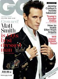 British GQ Magazine