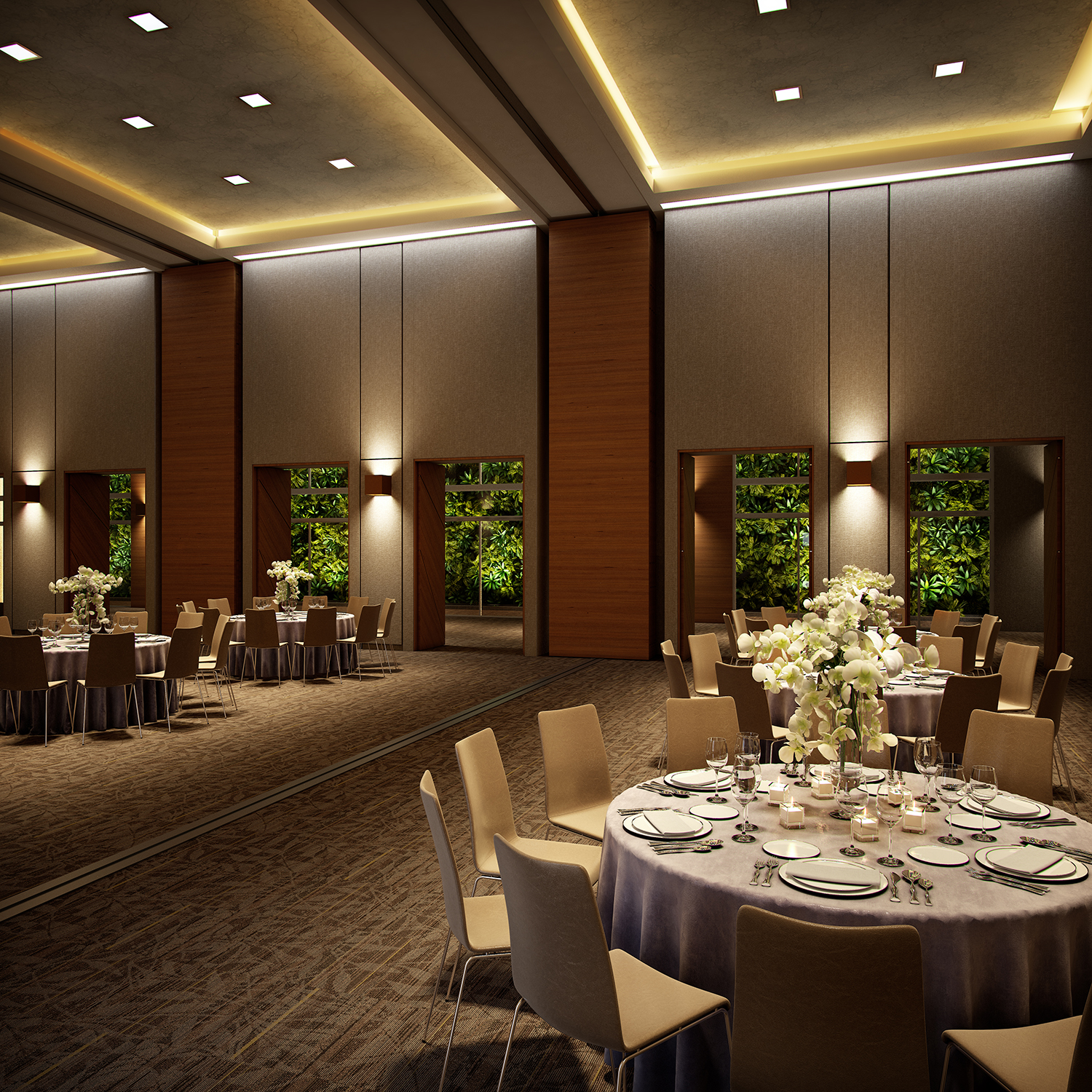 BALLROOM AC MARRIOT