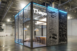 T3-EXPO ISLAND BOOTH B