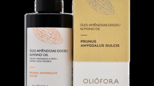 Sweet Almonds Organic Oil