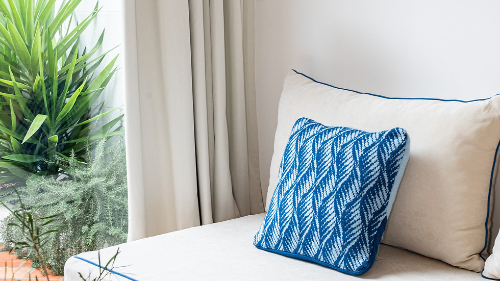 Wool Weaved Pillow
