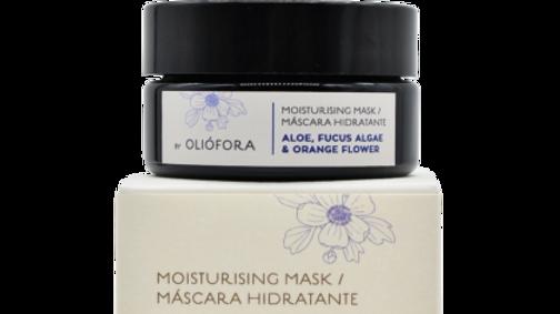 Moisturizing Mask - Aloe, Fucus Algae & Orange Flower