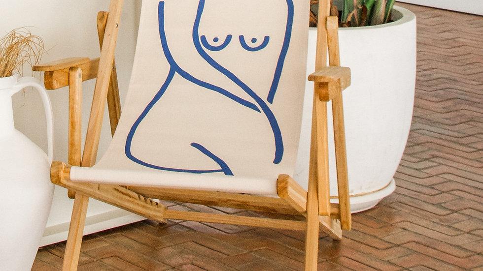 Casa Mãe Deck Chair