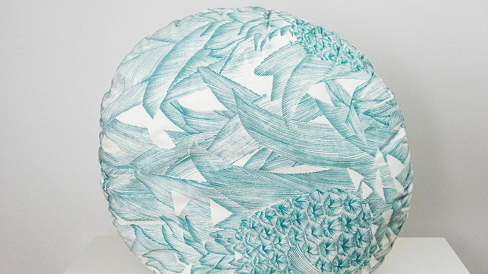 Tropical Printed Pillow