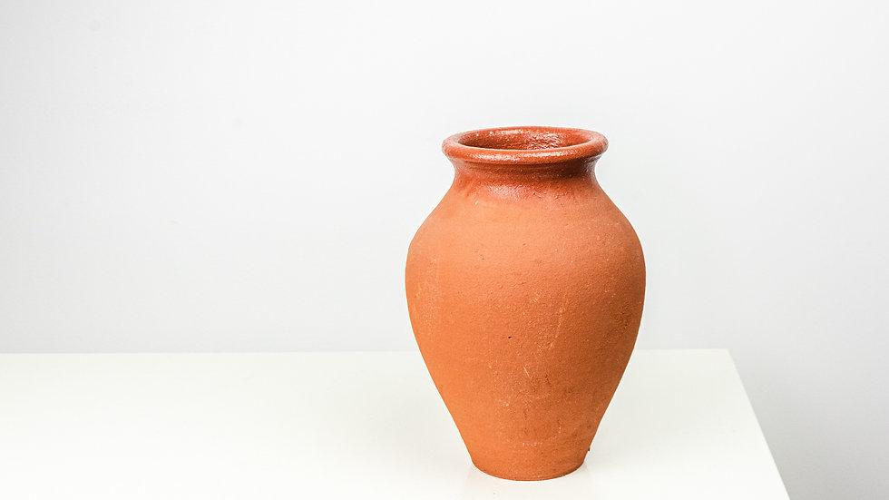 Small Clay Vase