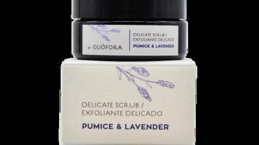 Delicate Scrub - Pumice & Lavender
