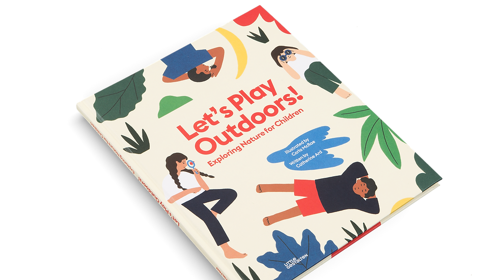 Let's Play Outdoors !