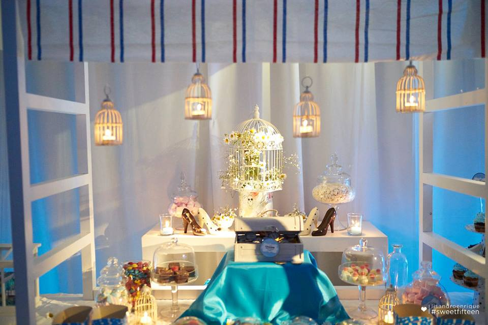 Candy Bar para eventos
