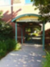 Kalamazoo Optometry Entrance