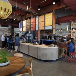 Coldbrew Coffee Bar at the Dairies