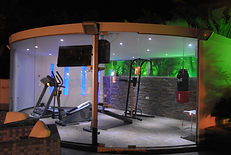 Gym Villa Noa | Gym Villa Riviera | חדר קושר וילה הריביירה אילת