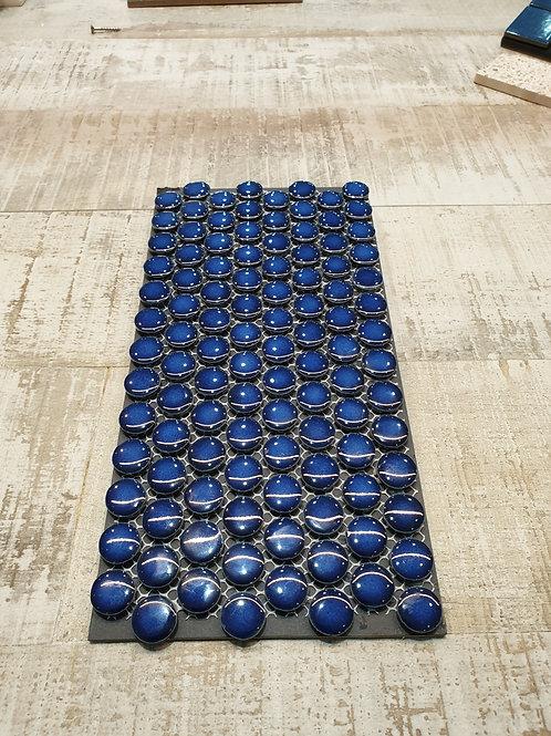 azul blue penny round