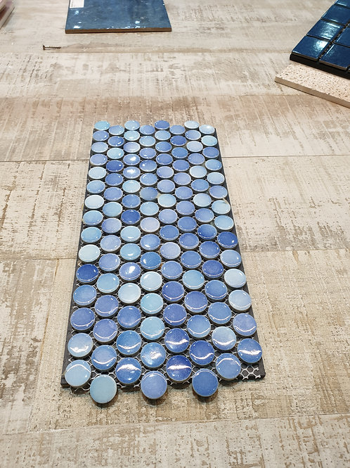 barese blue penny round