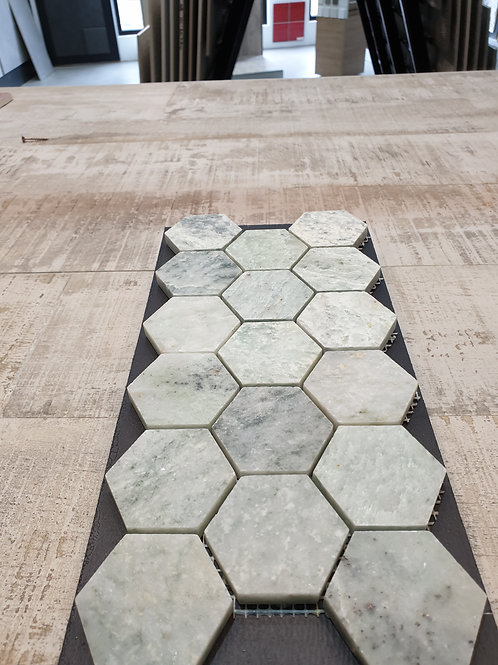 Vellini Stone Hex Mosaic