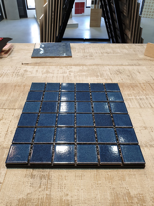 50x50 Porto Blue Gloss