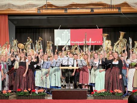 ABGESAGT - Gemeinschaftskonzert der Jugendkapellen Neubeuern, Nußdorf, Samerberg und Rohrdorf