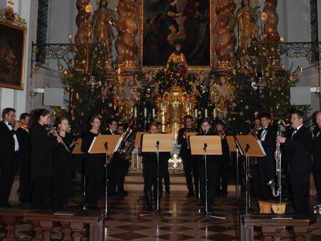 Festliches Kirchenkonzert zum Dreikönigstag mit Ensembles der Musikkapelle Rohrdorf