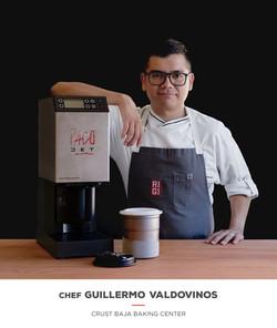 Embajador Guillermo Valdovinos