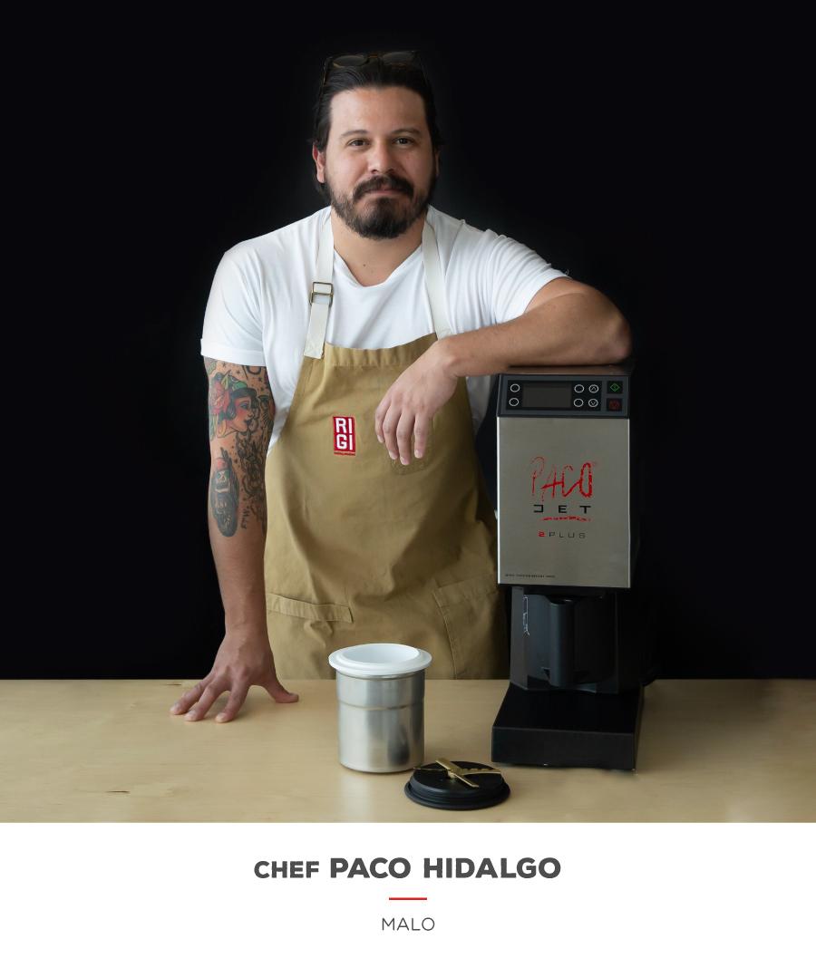 Embajador Paco Hidalgo
