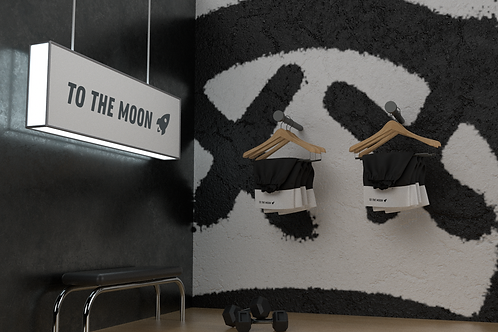 To the Moon - Shorts