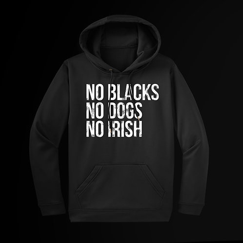 No Blacks - Hoodie