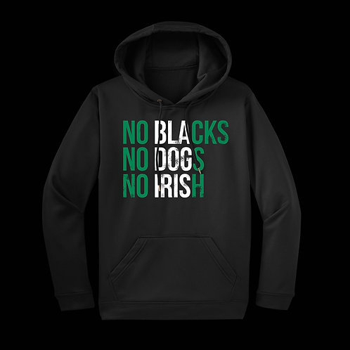 No Blacks - Nigeria Edition - Hoodie