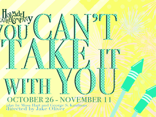 You Can't Take It with You (Official Press Release)