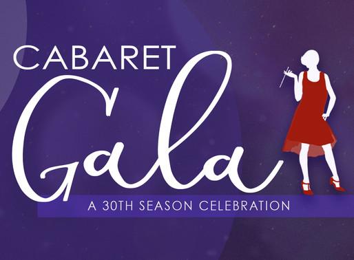 Cabaret Gala (Official Post Press Release)